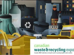 Canadian Waste and Recycling Expo 2014