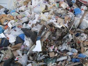 Плотность мусора