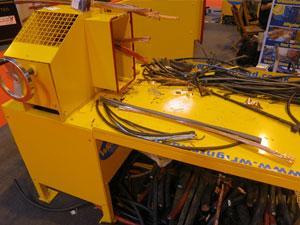 Оборудование для переработки кабеля