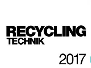 recycling technik-2017