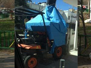 рукав для строиетльного мусора в Европе