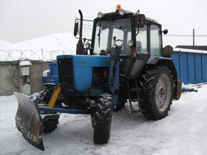 Техника для уборки снега в farming simulator