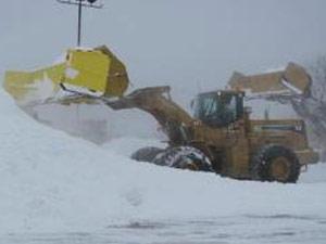 Насадки для уборки снега для мотокультиваторов