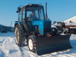Перечень инвентаря для уборки снега и льда